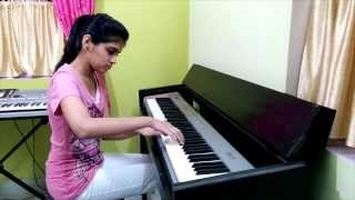 Baarish  Yaariyan Piano Cover Instrumental by Elvi