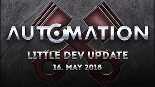 Little Dev Update: 16. May 2018 (Campaign UI)