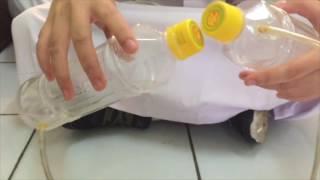 Membuat Air Mancur Tanpa Listrik
