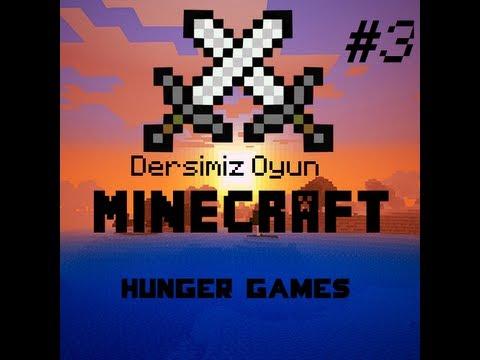 Türkçe Minecraft-Hunger Games bölüm 3