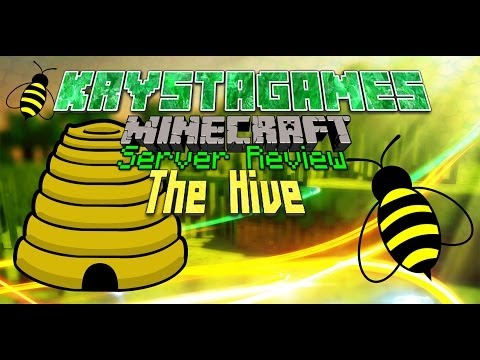 Minecraft Server Review: The Hive!