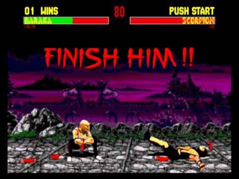 Mortal Kombat 2 - First Steps HD - User video