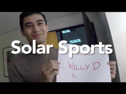Solar Sports (Vlog 5 - filams in the philippines)