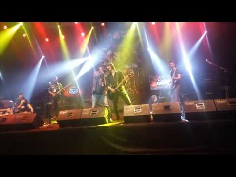 EL band - live road to rock in battle 2017 Tegal