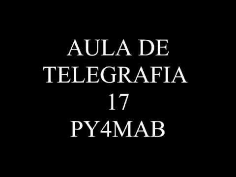 AULA DE TELEGRAFIA 17