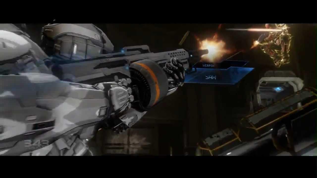 Halo 4 Unsc Guns Halo 4 Unsc Weaponry Sticky