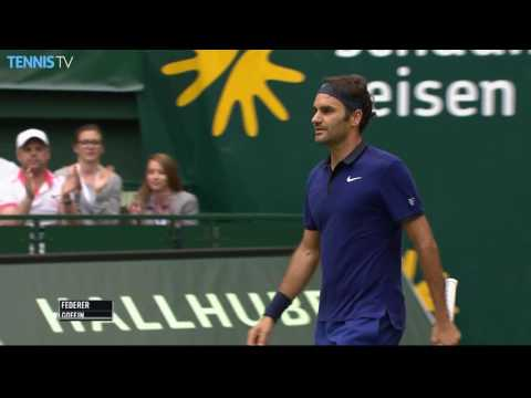 Halle 2016 QF Highlights