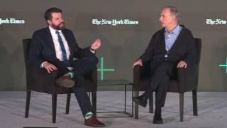 Ray Dalio at The New York Times New Work Summit on Bridgewater