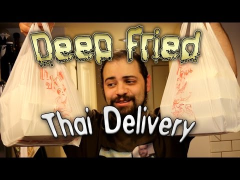 Deep Fried Thai Food
