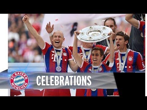 Championship Celebrations!