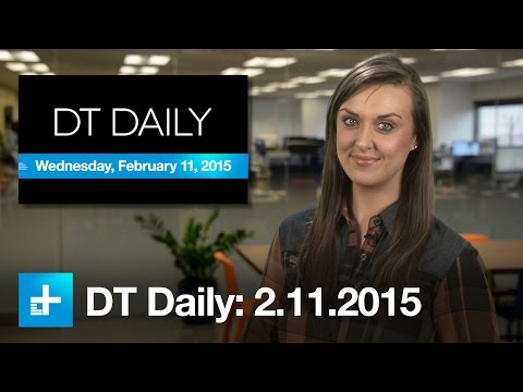 DT Daily: More BMW i-cars, Drone air show, Asteroids returns - DT Daily (Feb 11)