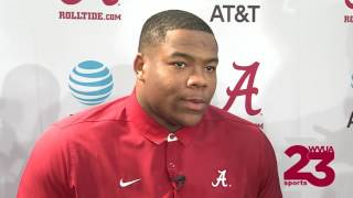 WEB EXTRA: RIDLEY, PAYNE PREVIEW CLEMSON