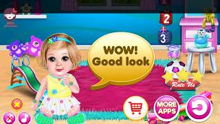 Babay Spa Salon - Kids & Girls Games | العاب بنات - العاب اطفال