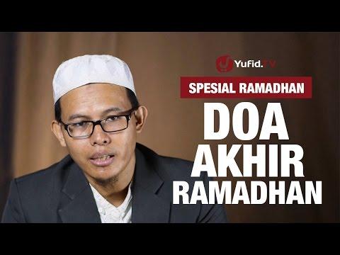 Doa Ramadhan - Ustadz Muhammad Romelan