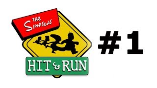 Simpsons Hit and Run Walkthrough Part 1 - No Commentary Playthrough (PS2)