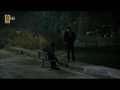 عبدالحي في مشهد جميل من مسلسل وادي الذئاب ج8 الحلقه 28