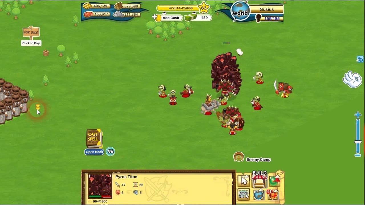 Titan Social Social Empires Pyros Titan
