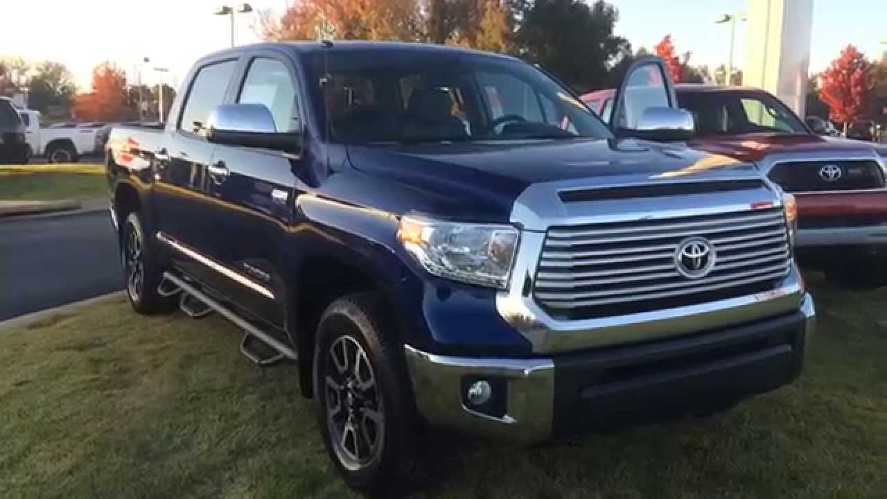 Dennis 2015 Toyota Tundra Limited 4x4 Trd Off Road Youtube