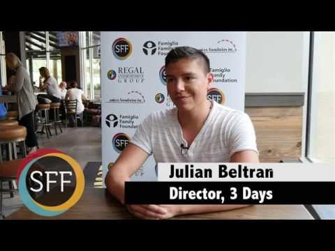 3 Days SFF 2015 Interview