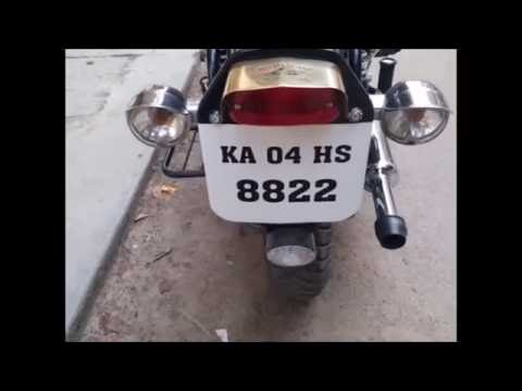 MODS DONE ON MY BULLET 500 CC - VIDEO NO 003 BULLET DIARIES