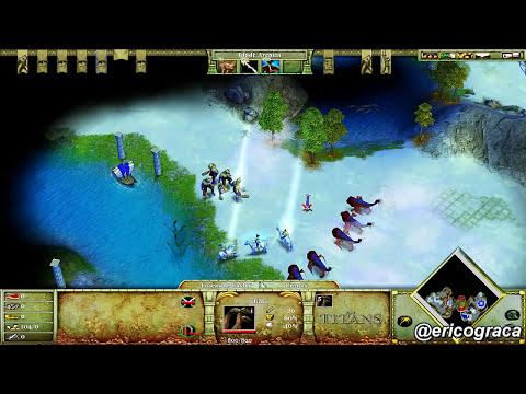 Age of Mythology - The Titans - Campanha Titans (Level 06) - Ep.35