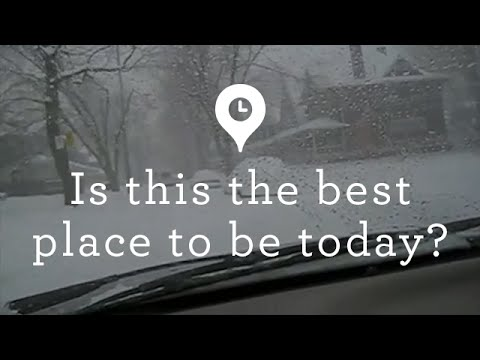 Is this winter drive The Best Place To ...