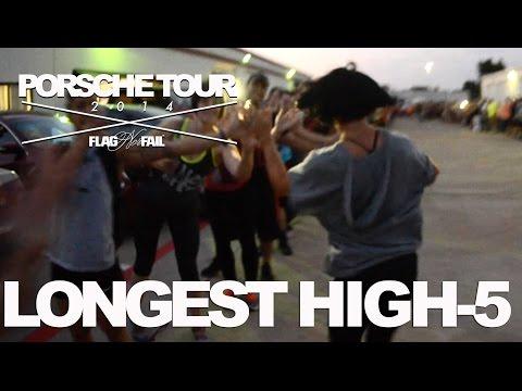 OMG DALLAS | Dana Linn Bailey | FNF PORSCHE TOUR