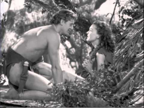 Tarzan Escapes (1936) - 2-tarzan And Jane Waking In The Treehouse video
