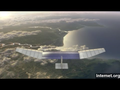 Facebook Plans To Put 747-Sized Drones In The Sky