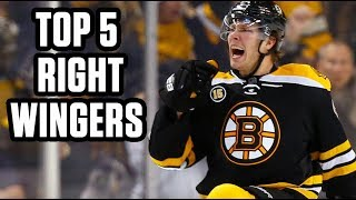 Top 5 Right Wingers | 2019 Fantasy Hockey Draft Kit