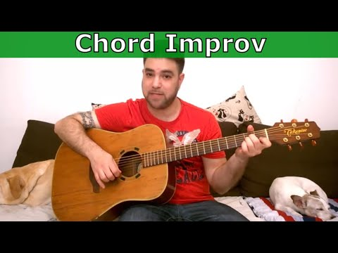 Lesson Guitar - Chord Fingerpicking