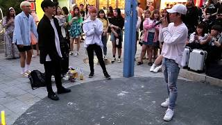 JHKTV]홍대댄스전디오비hong dae k-pop dance former dob introduce