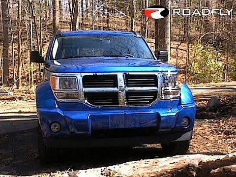 Roadfly.com - 2007 Dodge Nitro Review