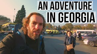 A Crazy Adventure in the Country of Georgia [Full Movie]