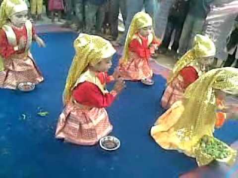 Kindergarten Dancing, Tari Ranup Lampuan Anak Tk Anhar Desa Birem Rayeuk Aceh Timur.mp4 video