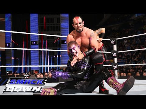 Gold & Stardust vs. The Ascension: SmackDown, January 29, 2015