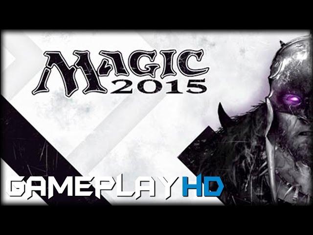Руководство запуска: Magic 2015 - Duels of the Planeswalkers по сети