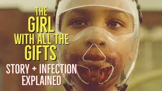 The Girl with All the Gifts (2016) STORY + CORDYCEPS INFECTION Explained