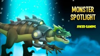 "Monster Legends - Mazmorra de Gemas ""Killeraptor"" - Facíl"