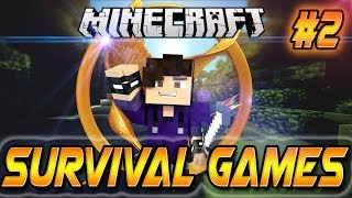 Survival Games! Episode 2 - A Rough Start!