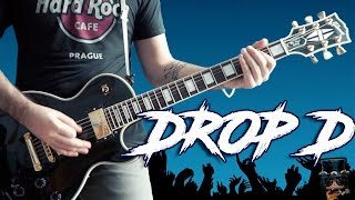 Top 5 Drop D Guitar Riffs