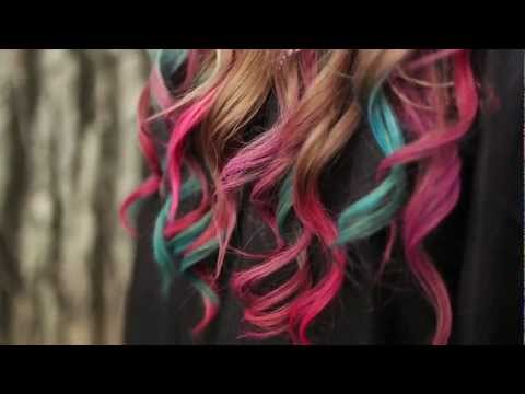 TINT Hair Chalk by Fine Featherheads