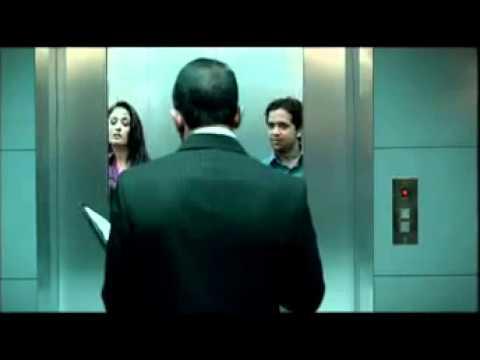 Adam Asansörde Böyle Sarkıyor Kadına