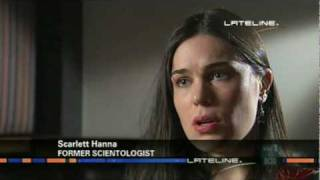 Scientology expose by daughter of Aus President - LateLine 18/05/2010