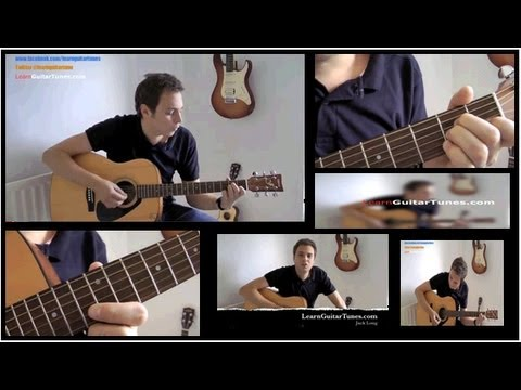Angie Guitar Lesson - The Rolling Stones - Acoustic ...