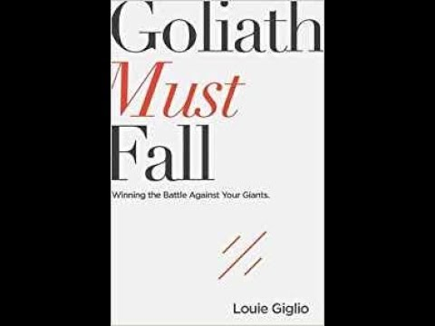 Goliath MUST Fall   Louie Giglio   Chelsey Lea Book Review