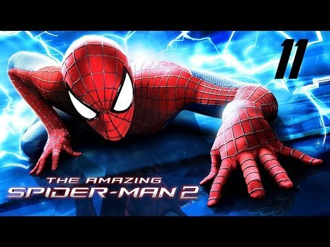 The Amazing Spider-man 2 - Ios android - Walkthrough let`s Play - #11   Chapter 4 video