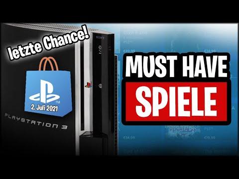 Playstation Store schließt für PS3 - Welche Spiele Du jetzt kaufen solltest