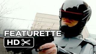 RoboCop Featurette - Armed For Battle (2014) - Michael Keaton Sci-Fi Movie HD