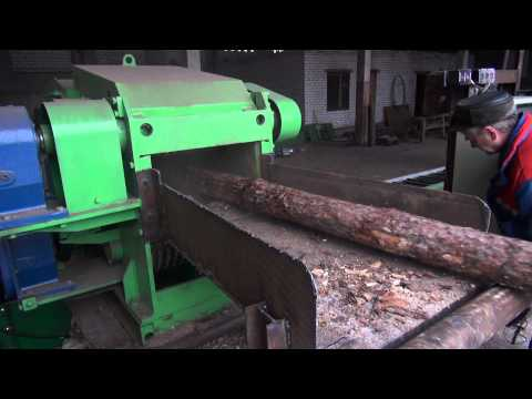Рубильные машины для производства дров своими руками
